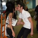 Amy Winehouse and Blake Fielder - 445 x 452