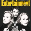 Meryl Streep - Entertainment Weekly Magazine [United States] (11 February 1994)