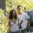 Halle Berry and Michael Ealy
