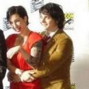 Gerard Way and Lyn-z Ballato - 454 x 467