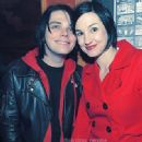 Gerard Way and Lyn-z Ballato - 332 x 500