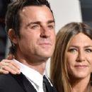Jennifer Aniston and Justin Theroux - 454 x 227