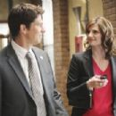 Stana Katic and Michael Trucco