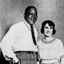 Jack Johnson and Lucille Cameron - 454 x 609