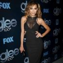 Naya Rivera Glee 100th Episode Celebration In La