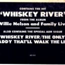 Willie Nelson - Whiskey River