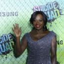 Viola Davis at 'Suicide Squad' Premiere in New York 08/01/2016 - 454 x 303