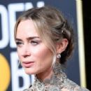 Emily Blunt At The 76th Golden Globe Awards - Arrivals  (2019)