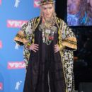 Madonna - 2018 MTV Video Music Awards - Press Room - 398 x 600