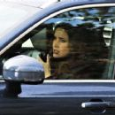 Sophia Bush – On set of her new TV show 'Surveillance' in Vancouver - 454 x 367
