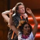 Carlos Vives- The 17th Annual Latin Grammy Awards - Show - 454 x 585