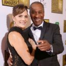 Joe Morton and Nora Chavooshian - 421 x 594