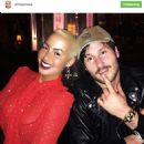Amber Rose and Val Chmerkovskiy - 454 x 568