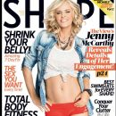 Jenny McCarthy - Shape Magazine Cover [United States] (June 2014)