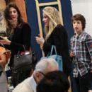 Luciana Gimenez, Marina Mantega and Lucas Jagger - 454 x 303