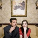 Anne Hathaway - Mar 13 2008 - Get Smart Portrait Shoot By Matt Sayles In Las Vegas (with Steve Carell)