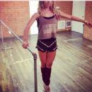 Ashley Tisdale continued ballet classes at Millennium