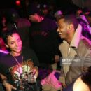 Tanaya and Trey Songz