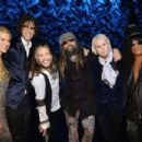 "Rob Zombie attends SiriusXM's ""Howard Stern's Birthday Bash"" at Hammerstein Ballroom on January 31, 2014 in New York City"
