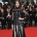 Sonam Kapoor at the Therese Desqueyroux premiere at Cannes 2012