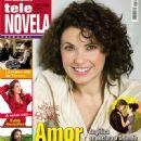 Yolanda Ventura, En nombre del amor - Tele Novela Magazine Cover [Spain] (11 January 2010)