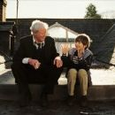 Clarence (Michael Caine) and Edward (Bill Milner) in Is Anybody There? - 454 x 193