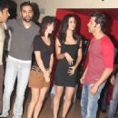 Zindagi Na Milegi Dobara Movie Screening at PVR Cinemas