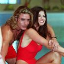 Yasmine Bleeth and Jaason Simmons