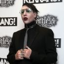 Marilyn Manson attends the Relentless Energy Drink Kerrang! Awards at the Troxy on June 11, 2015 in London, England. - 437 x 600
