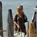 Kate Hudson's Italian Arrival