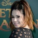 Jillian Rose Reed – 'Pete's Dragon' Premiere in Hollywood 8/8/2016 - 454 x 651