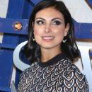 Morena Baccarin – Swarovski Times Square Store Party in New York - 454 x 681