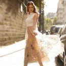 Marina Ruy Barbosa : Valentino - Paris Fashion Week Womenswear Spring/Summer 2017