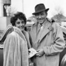Following her marriage to Michael Wilding, Liz and her new husband honeymooned in Europe