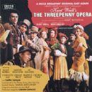 The Threepenny Opera -- 1954 Kurt Weill (Musicals) - 454 x 446