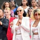 Blac Chyna and Amber Rose Attend the 2015 BET Awards at the Microsoft Theater  in Los Angeles, California - June 28, 2015 - 454 x 286