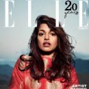 M.I.A. - Elle Magazine Cover [India] (December 2016)