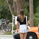 Lorena Rae in Shorts – Out in Miami Beach - 454 x 682