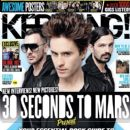 Jared Leto, Shannon Leto - Kerrang Magazine Cover [United Kingdom] (27 August 2011)