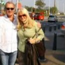 Bonnie Tyler and Robert Sullivan