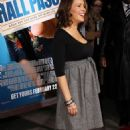 "Alyssa Milano: ""Hall Pass"" Premiere Baby Bump"