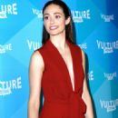 Emmy Rossum – 'Shameless' at 2017 Vulture Festival in New York - 454 x 644
