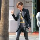 Ms. Ruby Rose Spotted Leaving Steven & CO. Jeweler store out in Beverly Hills CA January 11,2016 - 413 x 600