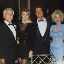 Betty Brosmer  with Joe Weider (husband) & Joe Piscopo