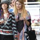 Mischa Barton out in Los Angeles - March 3, 2011