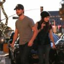 Out to Dinner with Marie Avgeropoulos