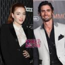 Tyson Ritter and Elena Satine - 450 x 435