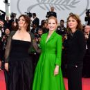 Jessica Chastain – 'The Meyerowitz Stories' Premiere at 70th Cannes Film Festival