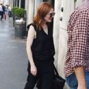 Julianne Moore at Milan Fashion Week in Milan - 454 x 681