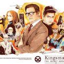 Kingsman: The Secret Service Poster (2015)